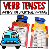 Verbs With Inflectional Endings| Activities, Games,  and Worksheets
