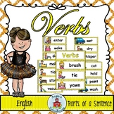 Verbs Word Wall