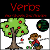 Verbs Worksheets and Activities