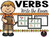 Verbs Write the Room