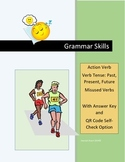 Verbs (Common Core Friendly); QR Code