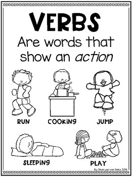 Verbs and Activities