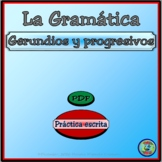 Verbs and Gerunds Notetaking Activities - Los gerundios