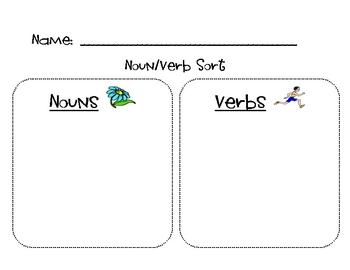 Verbs and Nouns