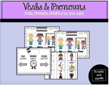Verbs and Pronouns