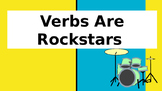 Verbs and Rock Stars