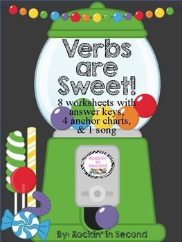 Verbs are Sweet