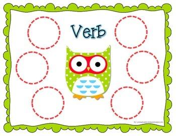 Verbs are a Hoot!