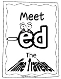 Verbs ending in -ed