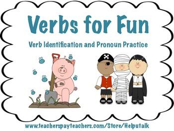 Verbs for Fun!