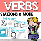 Verbs Stations, Journals and More