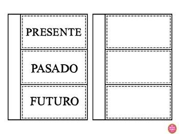Verbs in Spanish Flip Flop