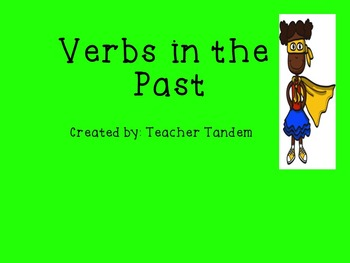 Verbs in the Past