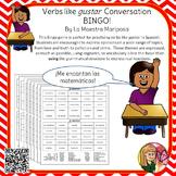 Spanish Verbs like GUSTAR  Bingo