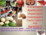 Verbs like Gustar & Indirect Object Pronouns