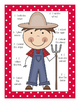 Verbs on the Farm - Quick Assessment/Center