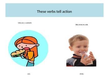 Verbs- tell it all
