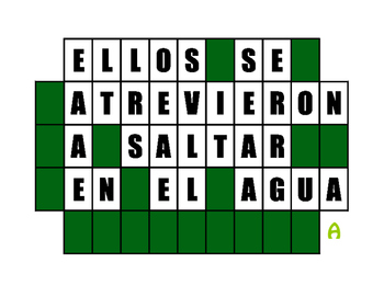 Spanish Verbs that Carry Prepositions Wheel of Spanish