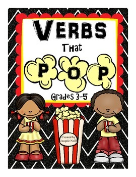 Verbs that POP!!