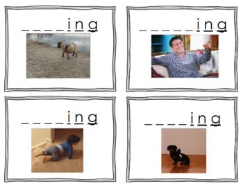 Verbs with GIFs