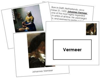 Vermeer (Johannes) Art Book