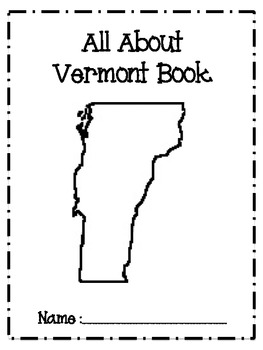 Vermont Facts Book