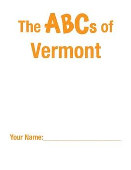 Vermont Handwriting Printables - Cursive Edition