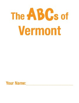 Vermont Handwriting Printables - Print Edition
