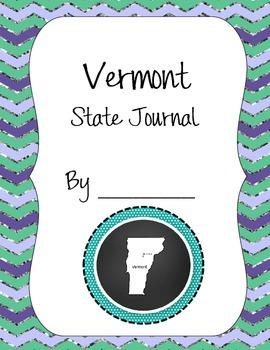 Vermont Journal Set
