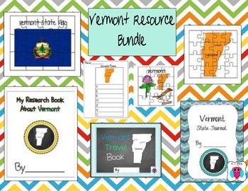 Vermont Resource Bundle-7 Resources
