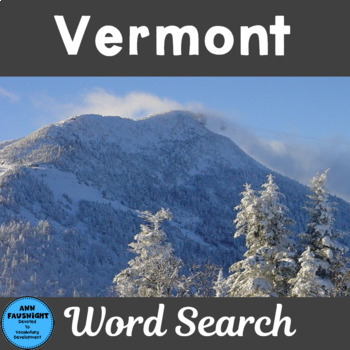Vermont Search and Find