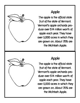 Vermont State Book
