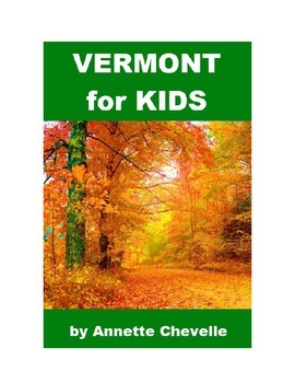 Vermont for Kids