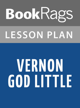 Vernon God Little Lesson Plans