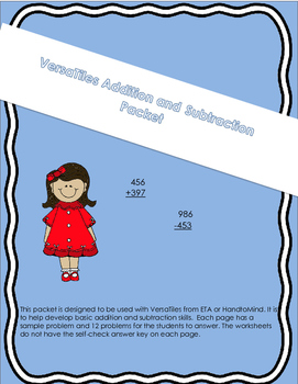 Versa Tiles Addition and Subtraction