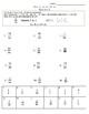 Versa Tiles Fraction Packet