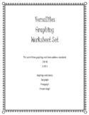 Versa Tiles Graphing Set