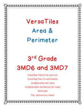 VersaTiles Area and Perimeter