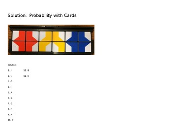 VersaTiles/Card Sort Mutually Exclusive and Overlapping Probability with Cards