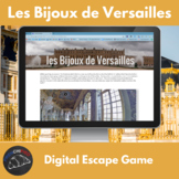 Versailles - digital escape game in French and English