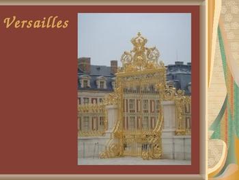 Versailles power point