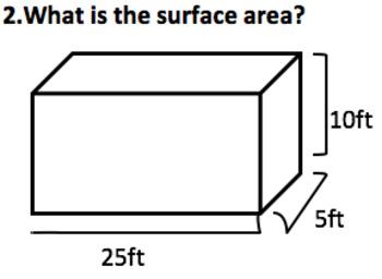 Versatile 3D Figures Area and Volume