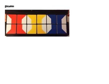 Algebra Versatiles/Card Sort Solve Quadratics by Factoring