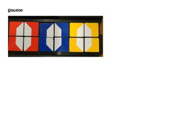 Algebra Versatiles/Card Sort Solving Equations Variables on Both Sides