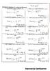 Algebra Versatiles/Card Sort Compound Interest for Exponential Unit
