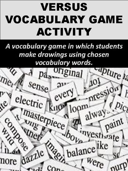 Versus Vocabulary Game