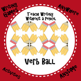 Verb Ball ~ Game to play anywhere, anytime.