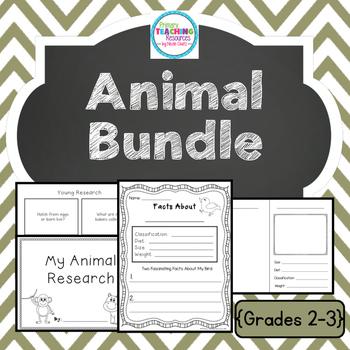 Animal Research Bundle