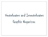 Vertebrates / Invertebrates Graphic Organizer