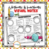 Vertebrate & Invertebrate Visual Notes